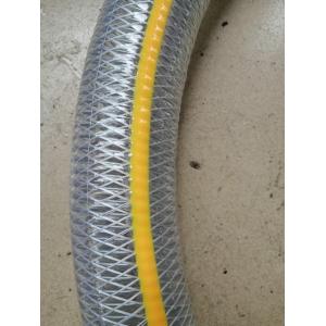 Fiber&steel wire composite hose